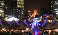 Marché de Noël à La Défense