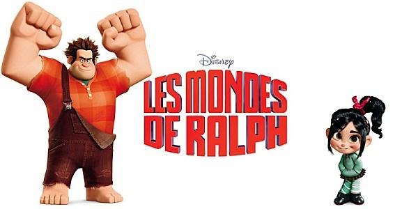Les mondes de Ralph, le dernier né de chez Disney