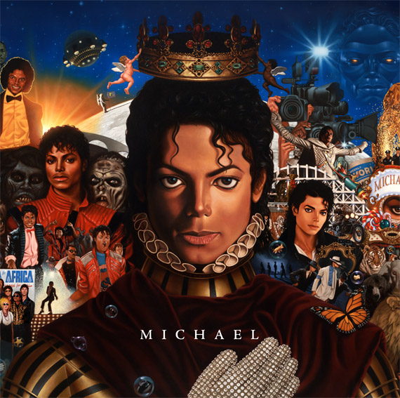 Album posthume de Michael Jackson