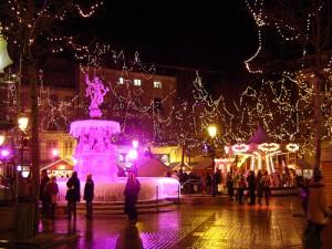 Noël à Carcassonne