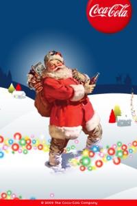 Père Noël Coca-Cola : et pourquoi rouge ?
