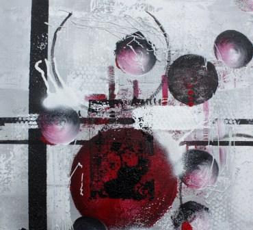 Un cadeau original pour Noël : les tableaux d'une jeune artiste